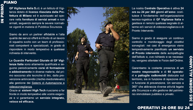 GF Vigilanza Italia